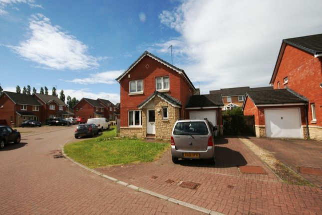Thumbnail Detached house for sale in Newtyle Place, Crookston