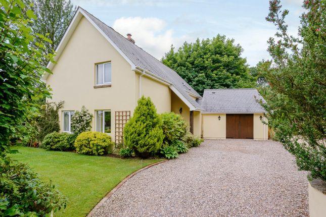 Thumbnail Detached house for sale in Kilgetty Lane, Stepaside, Pembrokeshire