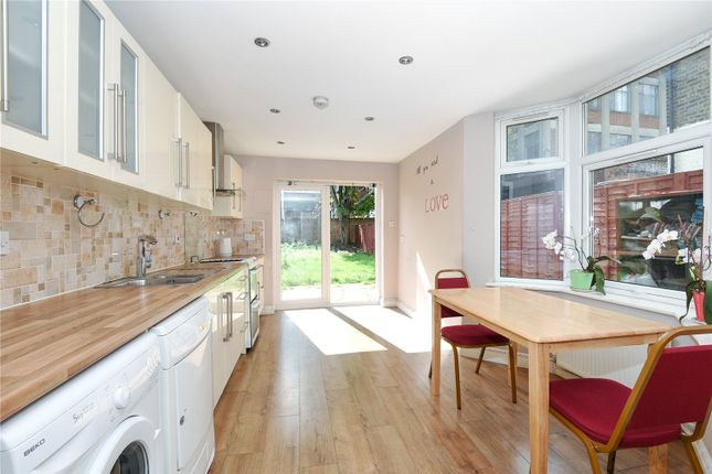 Thumbnail End terrace house for sale in Mayes Road, Wood Green, London
