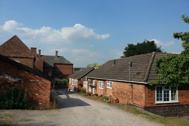 Thumbnail Bungalow to rent in Uplands Place, Long Whatton, Leics
