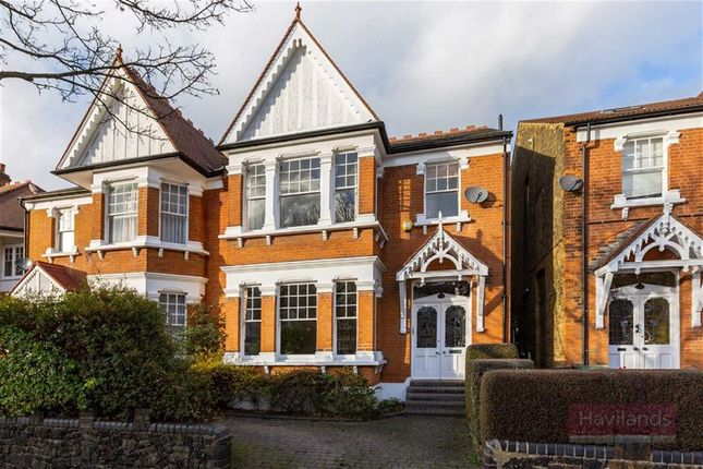 Thumbnail Semi-detached house for sale in Selborne Road, Southgate, London