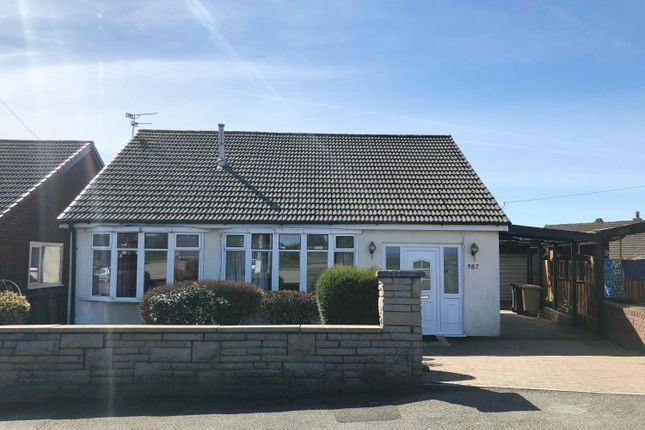 Thumbnail Detached bungalow for sale in Highfield Road, Farnworth, Bolton