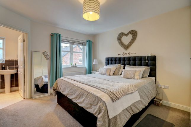Master Bedroom of Gullane Drive, Dumfries DG1