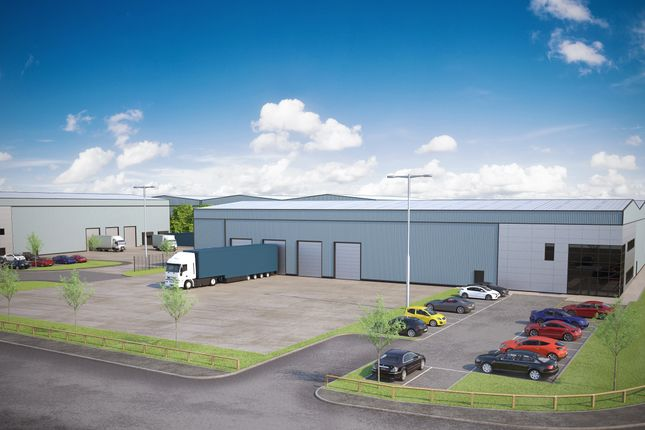 Thumbnail Industrial for sale in J31, Wakefield