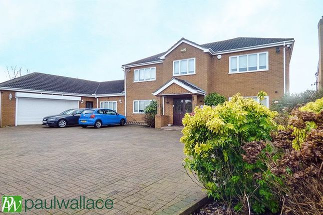Thumbnail Detached house to rent in Hammondstreet Road, Cheshunt, Waltham Cross