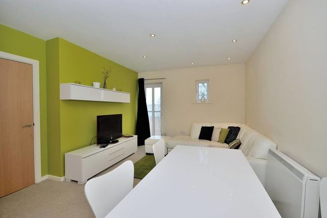 Thumbnail Flat to rent in Saddlery Way, Chester