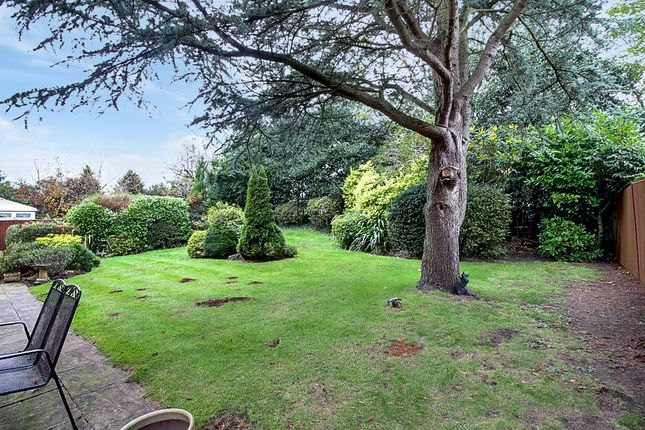 Garden At Back of Mayfield Court, Victoria Road, Formby, Liverpool L37