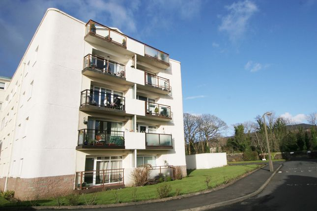 Thumbnail Flat for sale in Castlebay Court, Largs