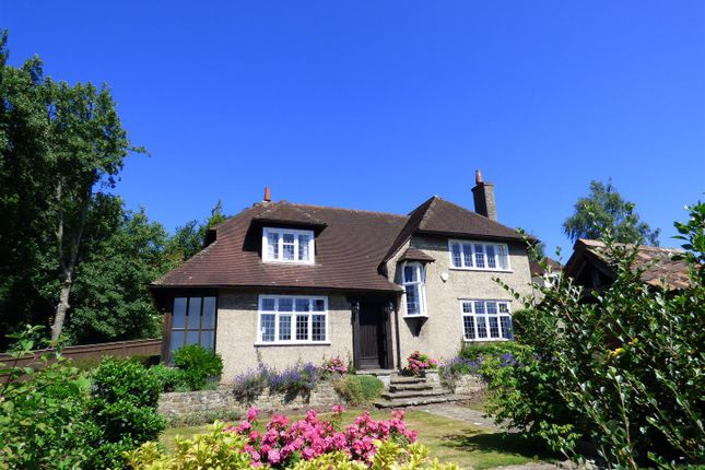 Thumbnail Detached house for sale in High Barn, 53 Highfield Road, Lydney