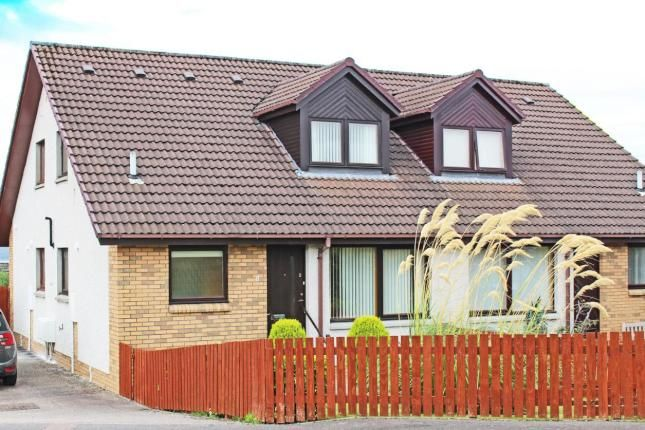 Thumbnail Maisonette to rent in Towerhill Gardens, Cradlehall, Inverness