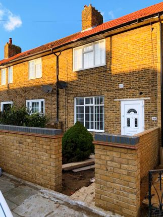 Thumbnail Terraced house for sale in Capstone Road, Bromley