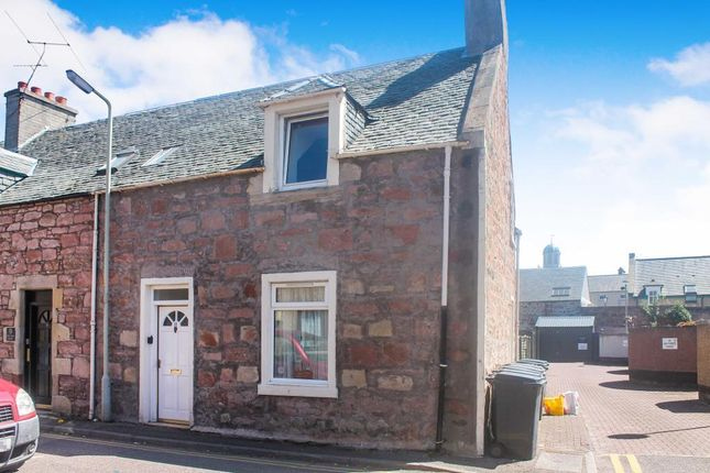 Thumbnail End terrace house for sale in Queens Street, Inverness