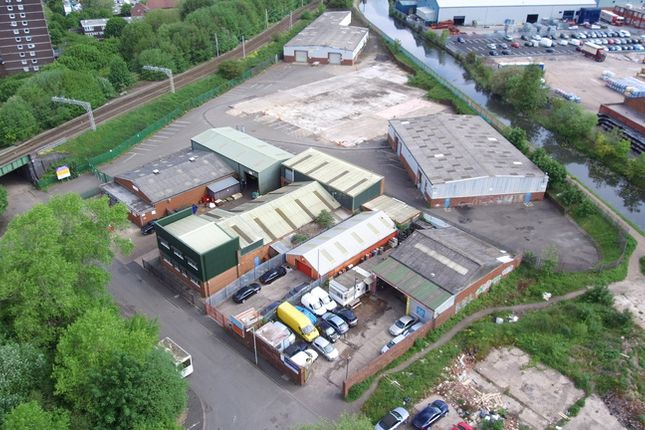 Thumbnail Industrial for sale in Alma Street, Wolverhampton