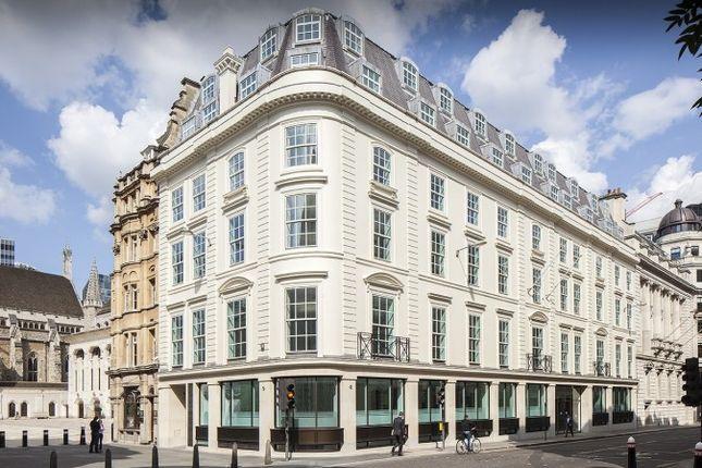 Serviced Office To Let In 85 Gresham Street London Ec2v