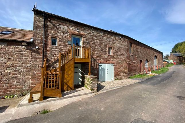 Thumbnail Barn conversion for sale in Renwick, Penrith