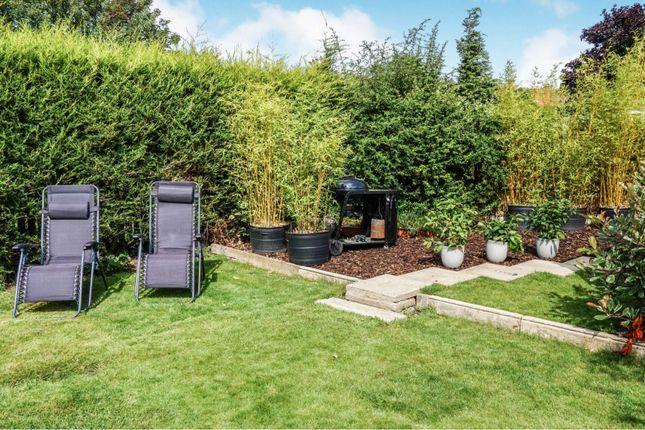 Rear Garden of Thoresby Road, York YO24