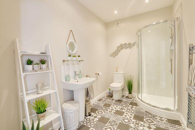 Example Bathroom of Plot 10, Victoria Views, Plymouth PL1