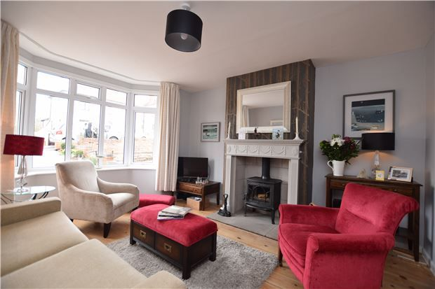 Thumbnail Semi-detached house for sale in Woodcroft Road, Bristol