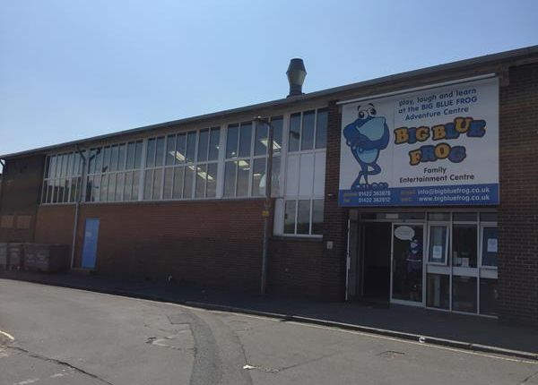 Thumbnail Commercial property for sale in Big Blue Frog, Stead Street, Halifax