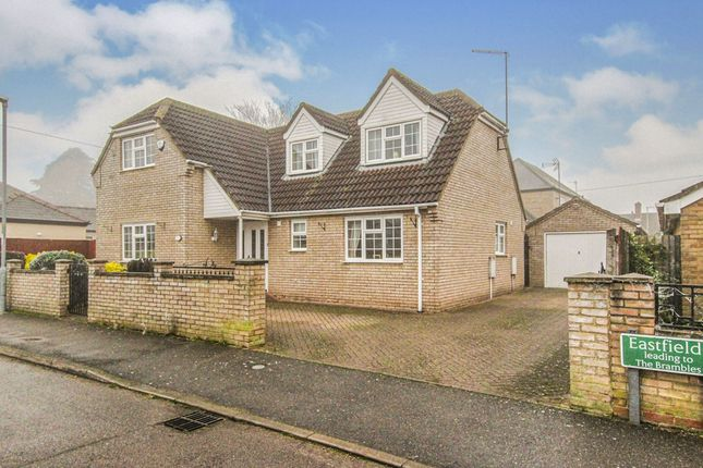 Thumbnail Detached house for sale in Eastfields, Littleport, Ely