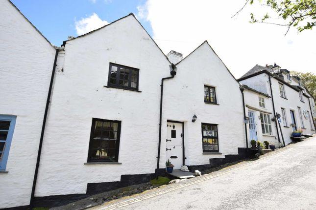 Terraced House For Sale In Fore Street Boscastle