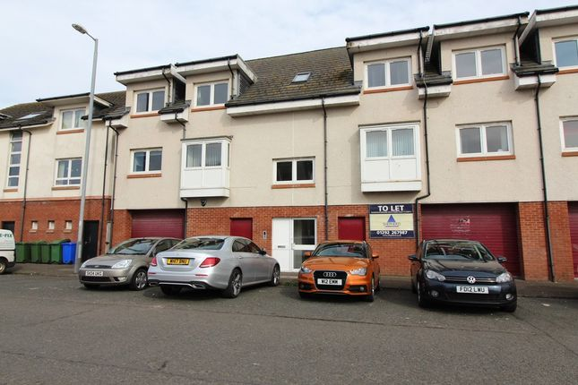 Thumbnail Flat for sale in Peebles Street, Ayr