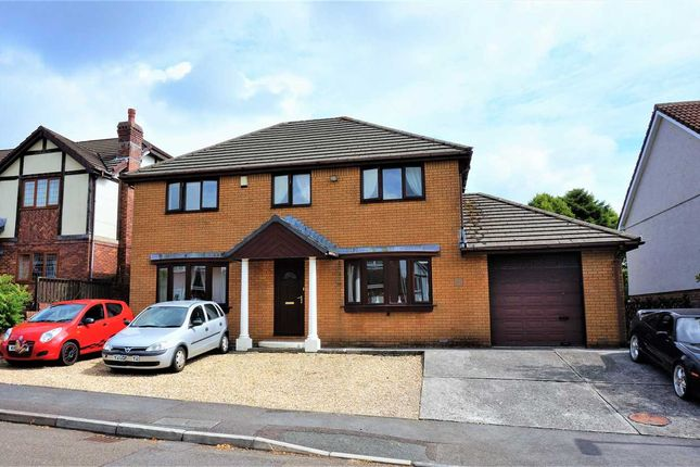 Thumbnail Detached house for sale in Ffordd Y Morfa, Blacklion Road, Cross Hands, Gorslas, Llanelli