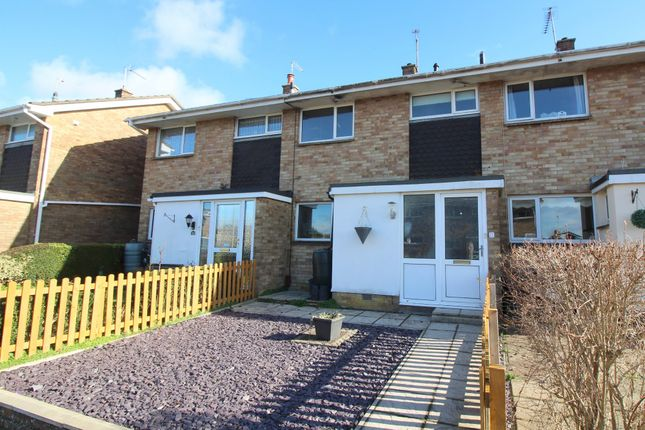 Thumbnail Terraced house for sale in Stuart Close, Upton, Upton, Poole