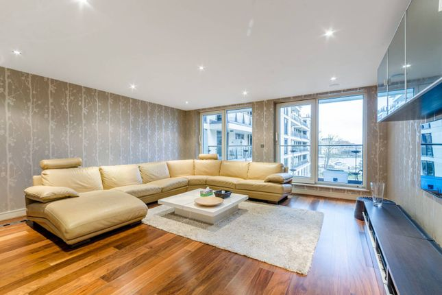 Thumbnail Flat to rent in Imperial Wharf, Imperial Wharf