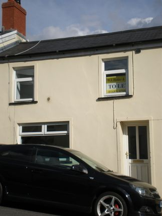 Thumbnail Terraced house to rent in Manest Street, Rhymney