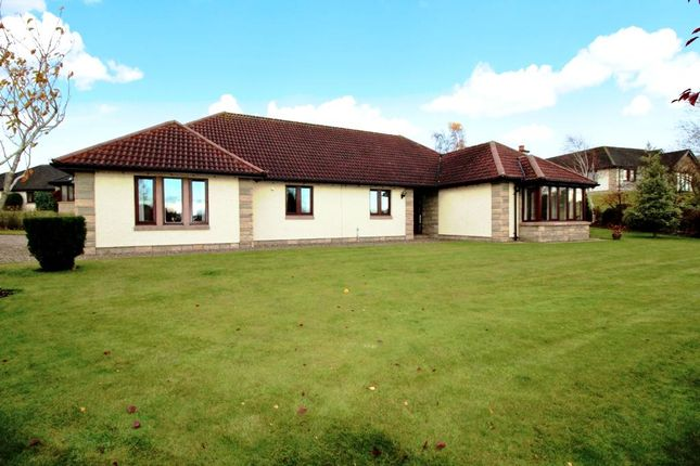 Thumbnail Detached house for sale in Comerton Place, Drumoig