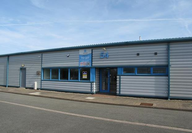 Thumbnail Light industrial to let in Unit 54, Zone Two, Third Avenue, Deeside Industrial Park, Deeside, Flintshire
