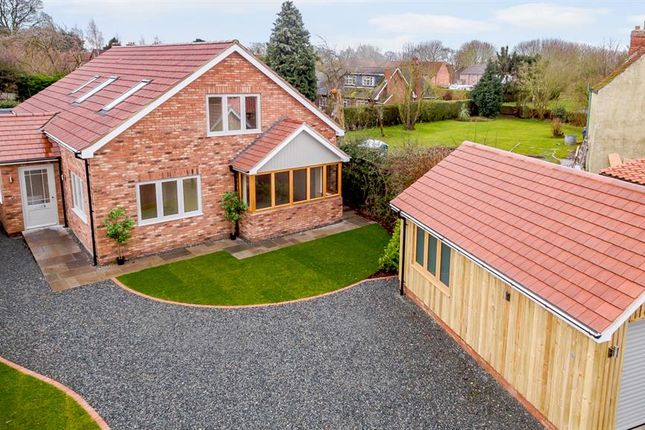 Thumbnail Detached house for sale in Saddlers Way, Long Marston, York