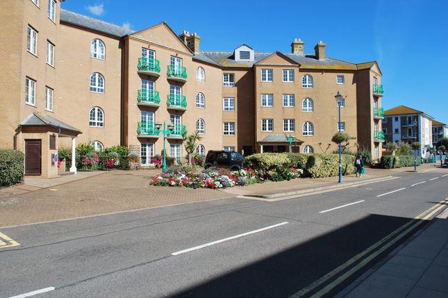 Thumbnail Flat to rent in The Strand, Brighton Marina