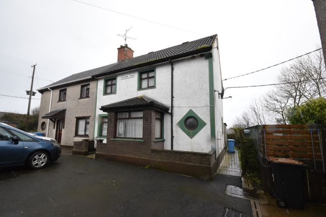 Thumbnail Semi-detached house for sale in 4 Mourne View, Carnan, Stewartstown
