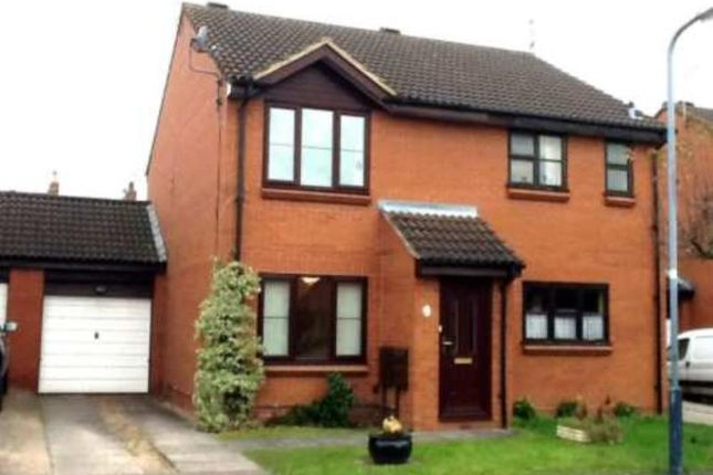 Thumbnail Semi-detached house to rent in Austin Edwards Drive, Warwick