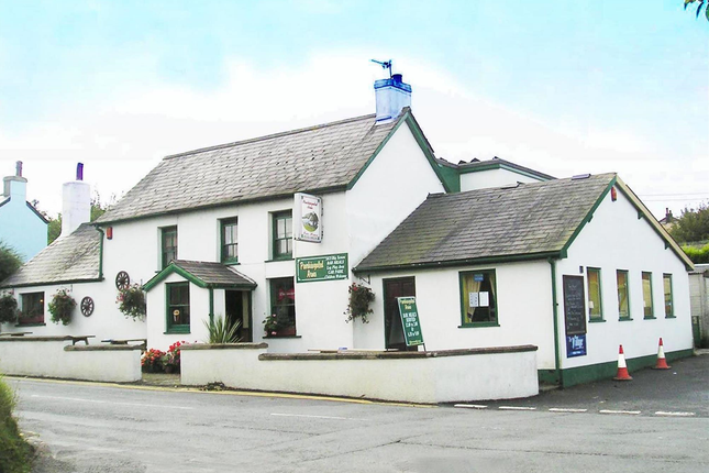 Thumbnail Pub/bar for sale in Ceredigion - Coastal Village Public House SA44, Cross Inn, Carmarthenshire
