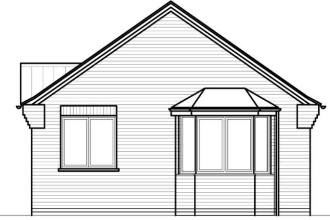 Thumbnail Detached bungalow for sale in Off Stanton Road, Sapcote
