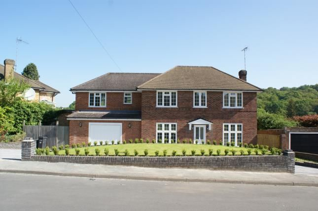 Thumbnail Detached house for sale in Trinity Close, Sanderstead, South Croydon, Surrey