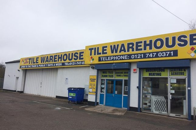 Thumbnail Light industrial to let in Unit 1, 1016 Kingsbury Road, Erdington, Birmingham