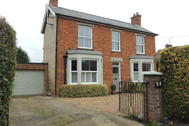 Thumbnail Detached house for sale in Lynn Road, Downham Market