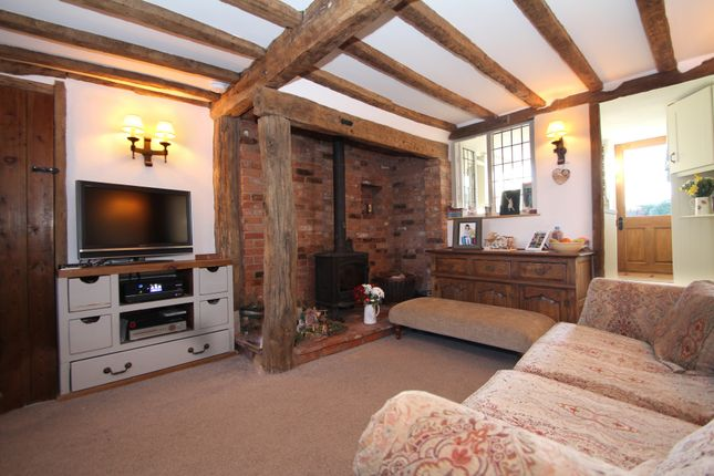 Thumbnail Cottage for sale in Kenilworth Road, Knowle, Solihull