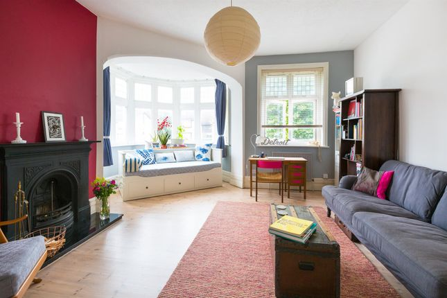 Thumbnail Flat for sale in Aldersbrook Road, London