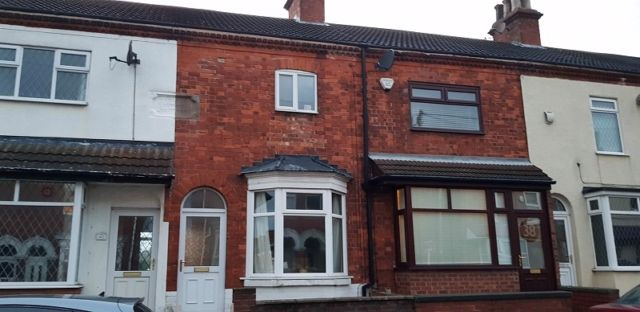 Thumbnail Terraced house to rent in Thrunscoe Road, Cleethorpes