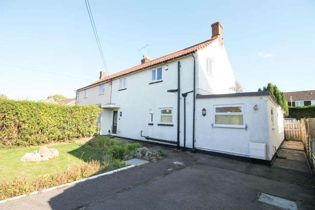 Thumbnail Semi-detached house for sale in Westfield Road, Backwell, North Somerset