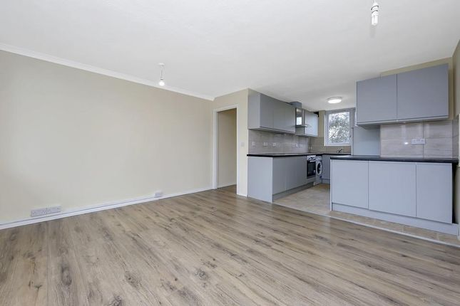 Thumbnail Flat to rent in Lucey Way, London