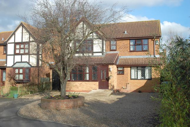 Thumbnail Detached house for sale in Dugdale Avenue, Bidford-On-Avon, Alcester