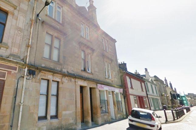 Thumbnail Flat for sale in Main Street, Kilbirnie, North Ayrshire