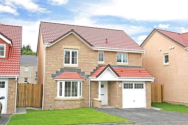 Thumbnail Detached house to rent in Knockothie Road, Ellon, Aberdeenshire