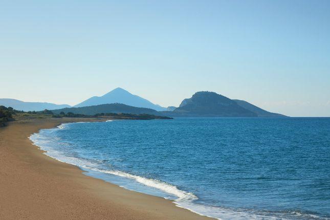Beachfront_Sand of Costa Navarino, Sw Peloponnese, Greece